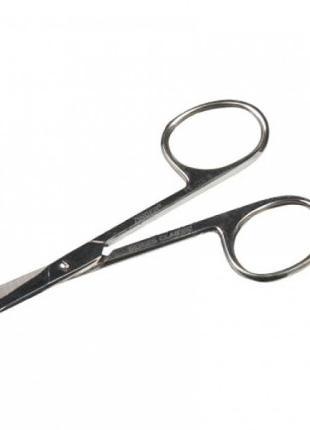 Закругленные маникюрные ножницы ZINGER для ногтей (подходят для д