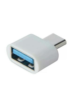 Zerix pro Type-C ОТГ переходник Otg USB Адаптер ОТГ USB на TypeC