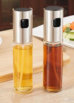 Распылитель спрей для масла уксуса вина сока соевого соуса 100 мл