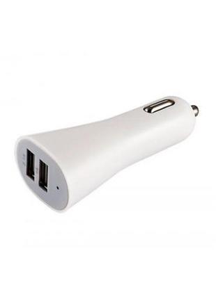 2 USB порта для зарядки зарядное в прикуриватель удлиненный униве