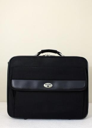 Antler мужская деловая сумка портфель