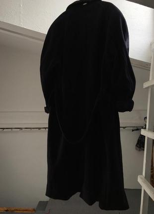 Пальто шерсть демисезонное