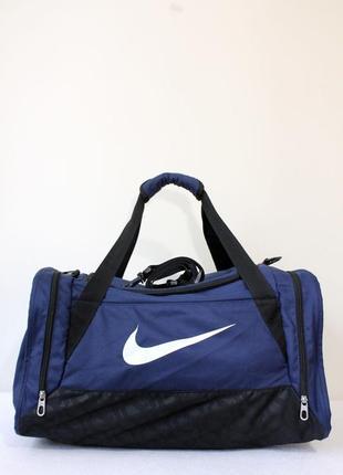 Спортивная дорожная сумка nike с отделом для обуви оригинал