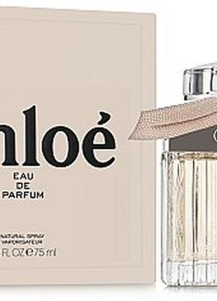 Chloe eau de parfum парфюмированная вода