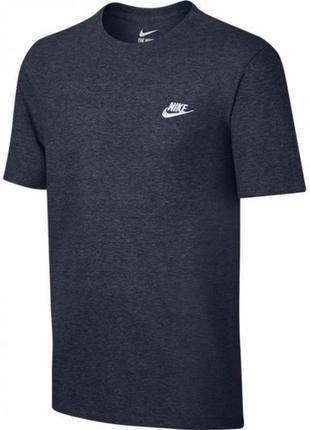 Футболка свежих коллекций nike (найк) ® sportswear mens