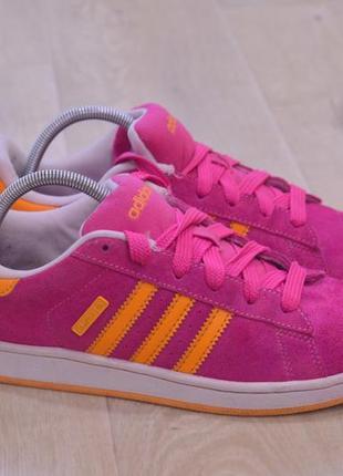 Adidas campus женские кроссовки замша оригинал осень