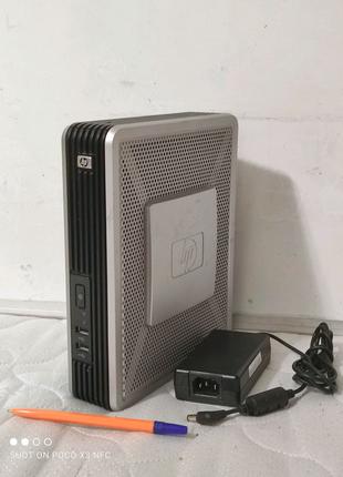 Тонкий клиент, мини ПК HP t5720, ретро ПК, для удалёнки