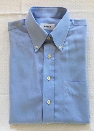 Bally мужская рубашка оригинал!