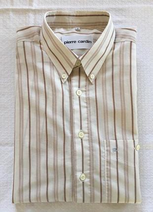 Pierre cardin мужская рубашка оригинал!