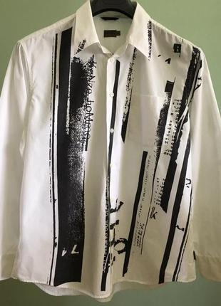 Рубашка мужская kenzo men  оригинал