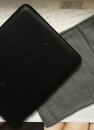 Alexander mcqueen кожаный чехол для ipad оригинал 100%