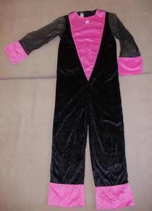Продам карнавальный костюм комбинезон кошечка на 9-10 лет рост...