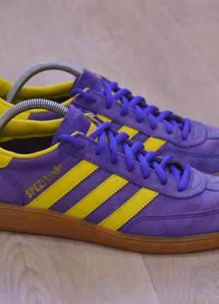 Adidas spezial кроссовки мужские замша оригинал