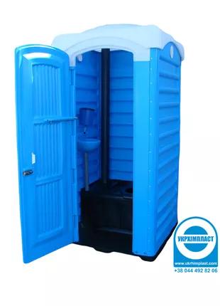 Туалетная кабина мобильная (ТКМ) - ТМ «Укрхiмпласт»