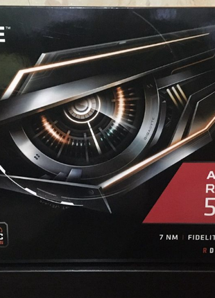 Видеокарта Gigabyte AMD Radeon RX 5500XT
