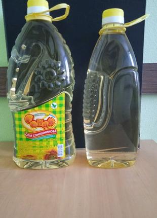 Масло подсолнечное рафинированное оптом и в розницу. Доставка по