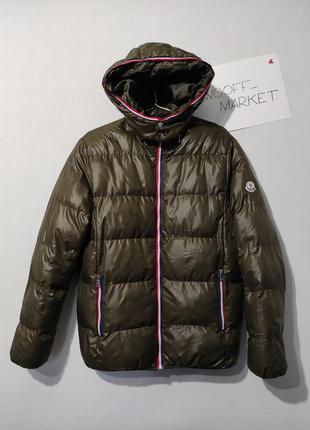 Куртка зимняя осенняя moncler пуховик