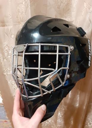 Шлем вратаря , хоккей, маска вратаря, Bauer