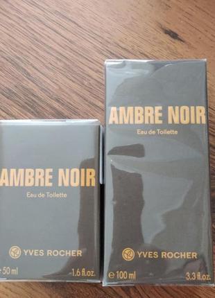 "Туалетна вода ""ambre noir"" 100мл"