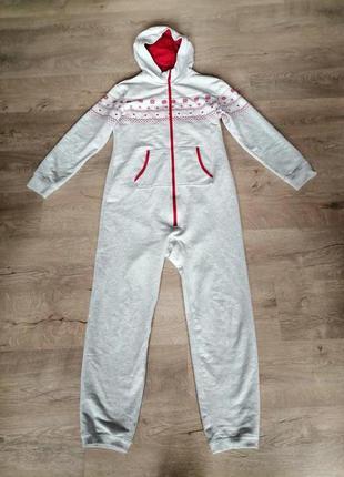 Пижама - комбинезон