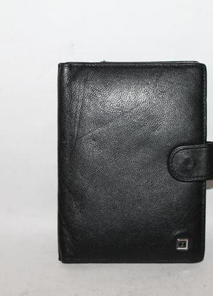 Кожаная обложка на паспорт/документница hassion