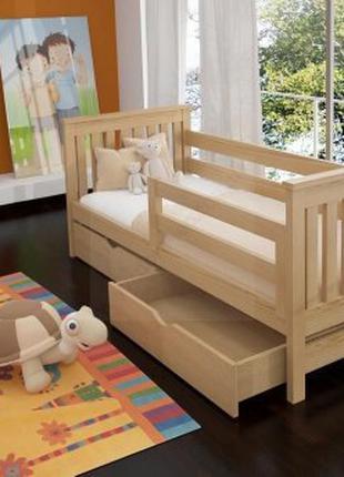 Кровать с производства.