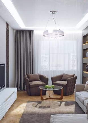 2 комнатная квартира на Сахарова