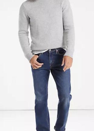 Джинси чоловічі levis 514 straight джинсы мужские левис оригінал