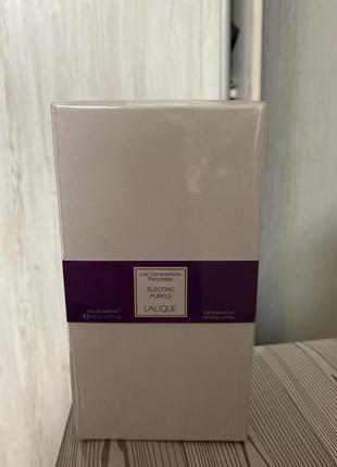 Lalique les compositions parfumees electric purple