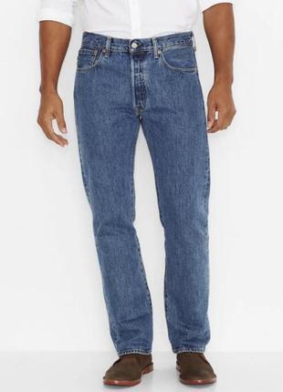 Джинси чоловічі levis original 501  джинсы мужские левис оригінал