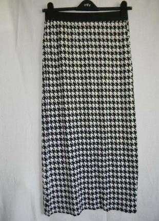 Распродажа!!!длинная трикотажная юбка
