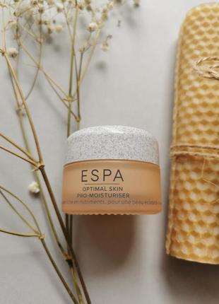 Увлажняющий крем для лица espa optimal skin pro-moisturizer