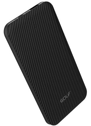 GOLF Power Bank 5000 mAh G38 Black