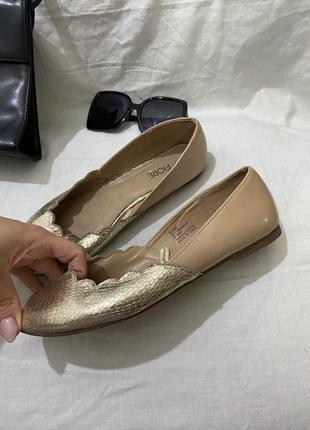 Балетки туфли-балетки