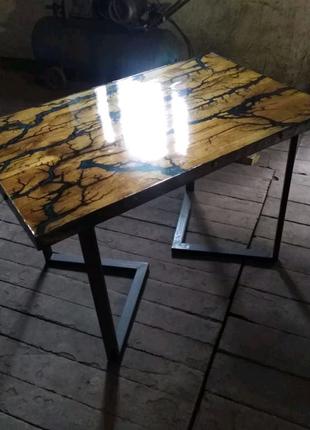 Изготовление столов ручной работы