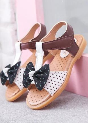 Босоножки сандалии летние для девочки