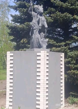 Изготовлю памятник