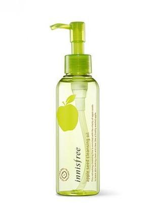 Гидрофильное масло innisfree apple seed cleansing oil