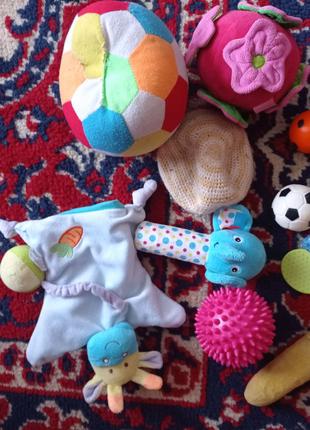 Пакет игрушек для собаки щенка, кошки