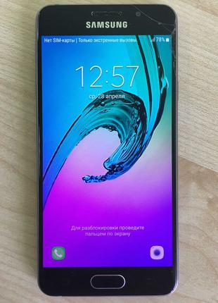 Смартфоны Samsung Galaxy A3 A310F Уценка