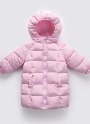 Куртка пальто пуховик  синтепон