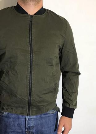 Мужская куртка бомбер river island