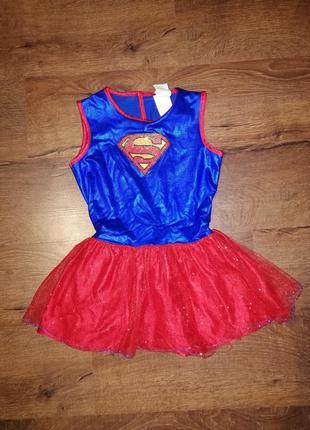 Карнавальный костюм, супермен