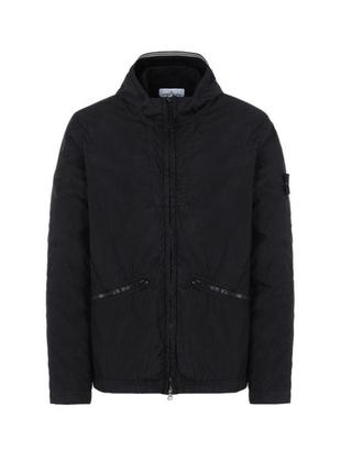 Куртка ветровка stone island 41030 garment dyed crinkle reps n...