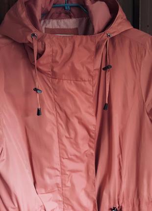Супер классная, отличного качества куртка на флике, парка 44-4...