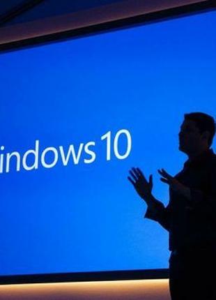 Установка Windows 7,8,10 и программ !