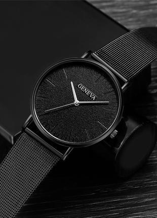 Роскошные ультратонкие женские наручные часы