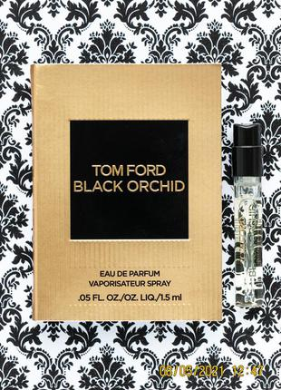 Парфюм tom ford black orchid edp духи - пробник 1.5 мл