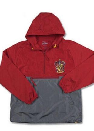 Куртка ветровка анорак гарри поттер