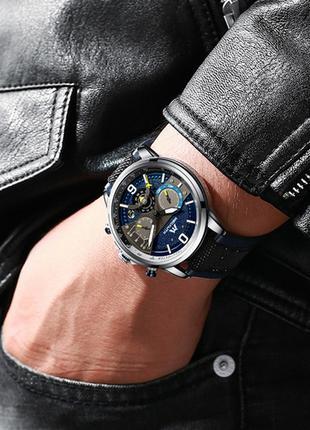 Распродажа склада мужских  часов с механическим подзаводом.